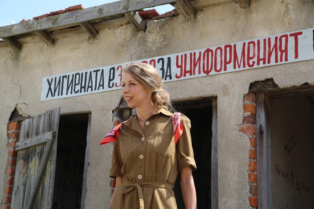 Креактив ПР, ПР агенция Варна, На педя от земята, Десислава Чутуркова