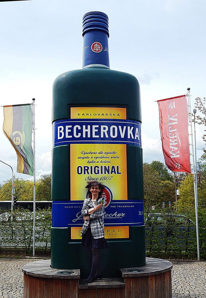 Becherovkata