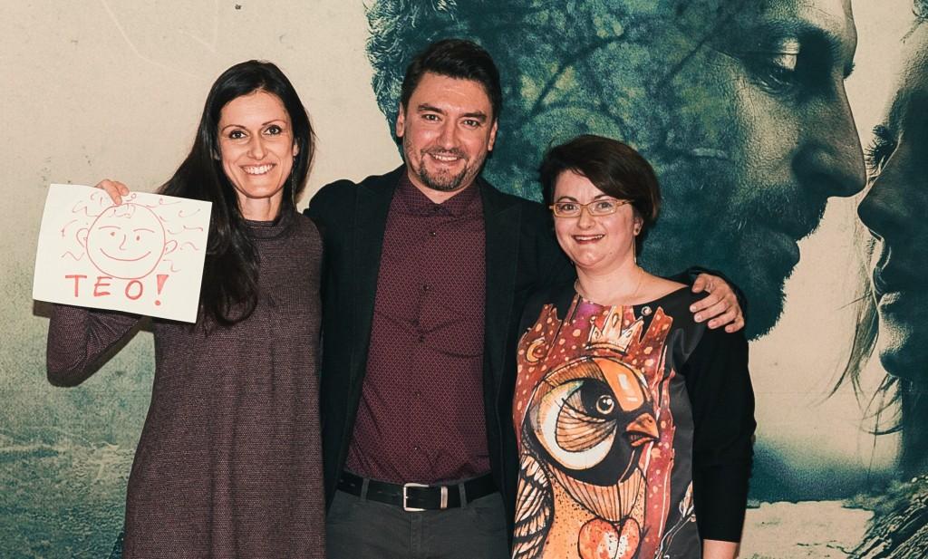 Дъвка за балончета, български филм, Креактив ПР